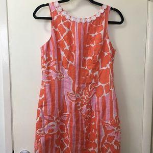 Lily Pulitzer Giraffe Dress